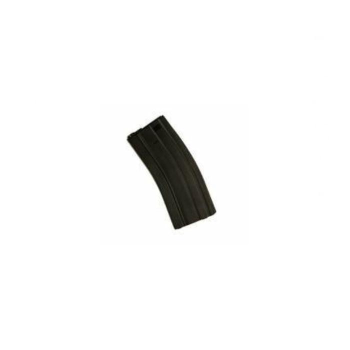 Cargador metalico para m4 de 100 bbs bolas mid-cap media capacidad specna arms