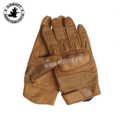 GUANTES NOMEX ACTION TAN L - MILTEC