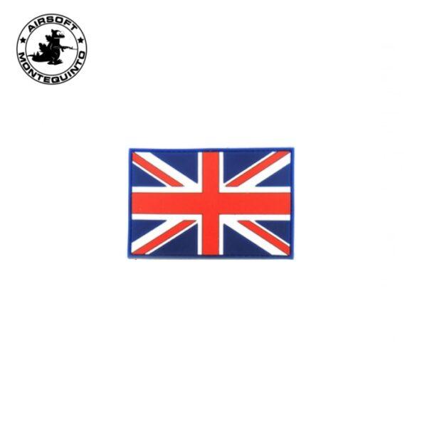 PARCHE PVC BANDERA UK - ACM