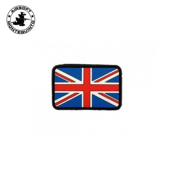 PARCHE PVC BANDERA UK 55X35MM - ACM
