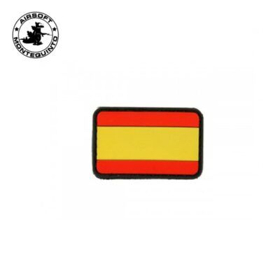 PARCHE PVC BANDERA ESPAÑA 55X35MM - ACM