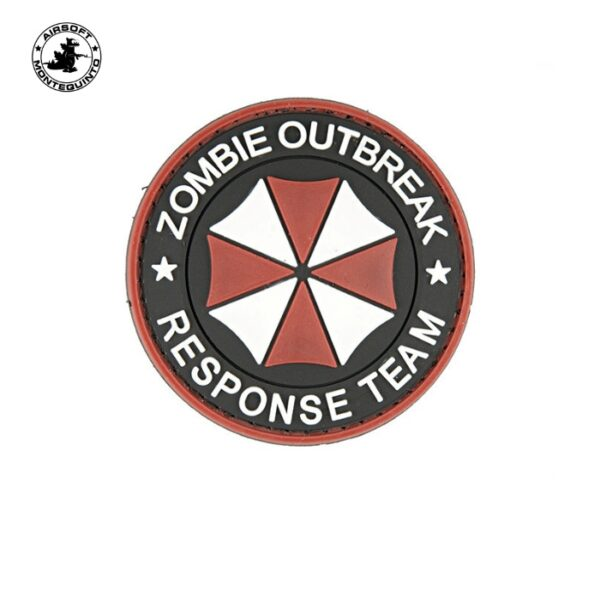 Parche umbrella zombie outbreak