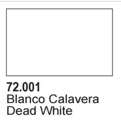 BLANCO CALAVERA (VALLEJO)