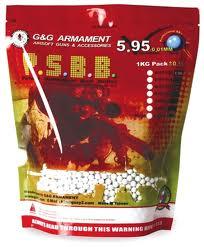 BOLSA 3500BBS 0.28g (G&G)