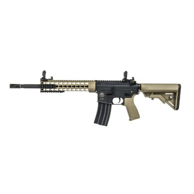 "EVOLUTION RECON S 14.5"" CARBONTECH BK-TAN - EVOLUTION AIRSOFT"