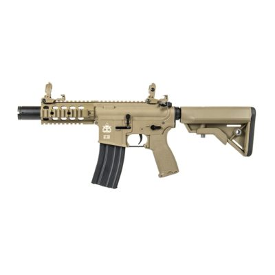 """EVOLUTION RECON UX 8"""" AMPLIFIED CARBONTECH TAN (EVOLUTION AIRSOFT)"""