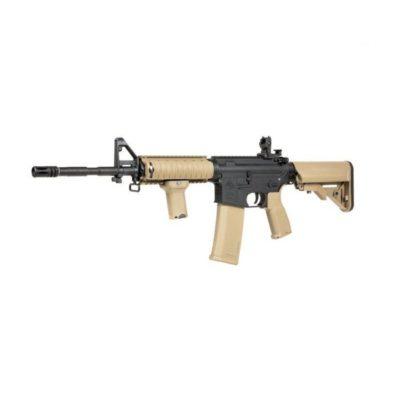 M4 SA-E03 EDGE RRA NEGRO-TAN - SPECNA ARMS