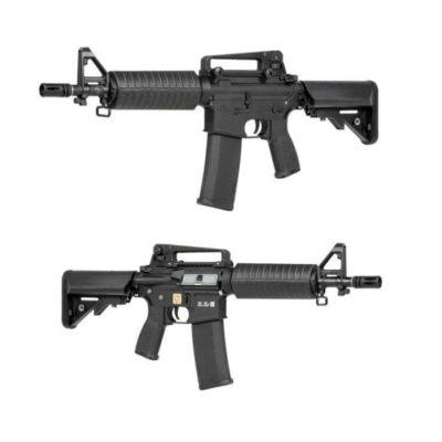 M4 SA-E02 EDGE RRA NEGRO – SPECNA ARMS