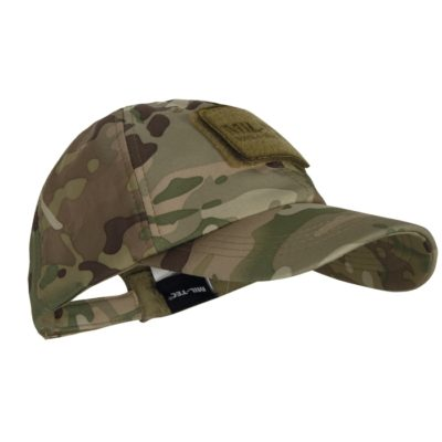 GORRA BASEBALL SOFT SHELL MULTICAM (MILTEC)