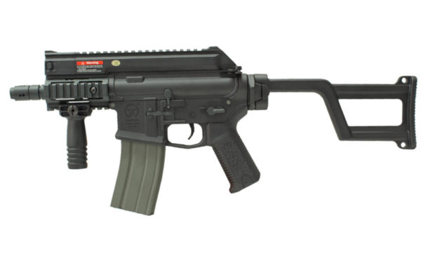 M4 TACTICAL PISTOL AMOEBA AM-001-BK (ARES)