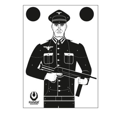 LOTE 10 DIANAS ENTRENAMIENTO NAZI (ACM)