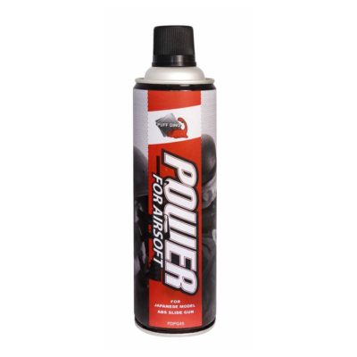 BOTE GAS POWER 134A 450ML PUFF DINO