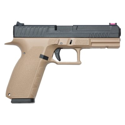 KP-13 FULL METAL CO2 TAN (KJW)