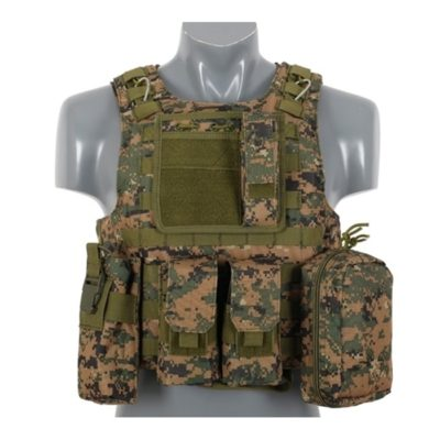 CHALECO TÁCTICO FSBE TIPO 1 MARPAT - ACM