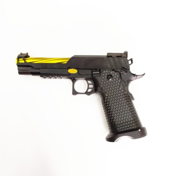 HI-CAPA TORNADO GOLD - GOLDEN EAGLE