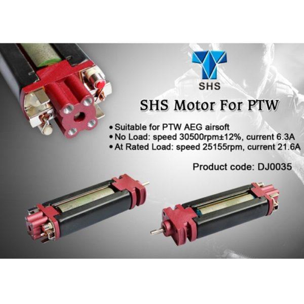 MOTOR PTW - SHS