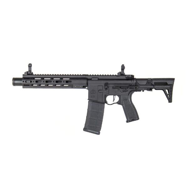 """EVOLUTION RECON SMR MK1 PDW 10"""" AMPLIFIED FULL METAL - EVOLUTION AIRSOFT"""