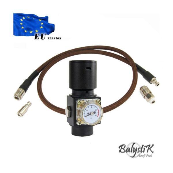 REGULADOR HPR800C V3 CON MANGUERA EU - BALYSTIK