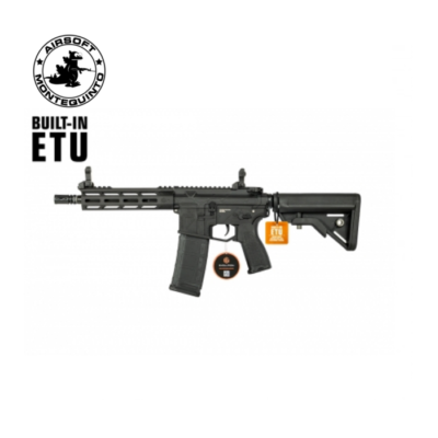 EVOLUTION GHOST S EMR ETU CARBONTECH - EVOLUTION AIRSOFT