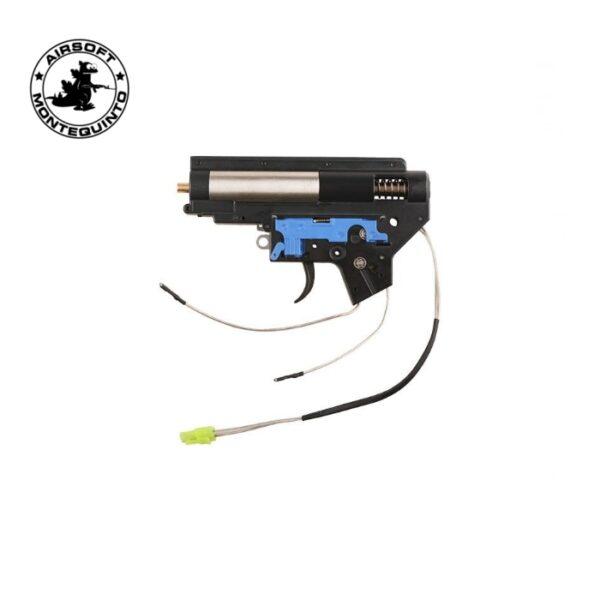 GEARBOX COMPLETO QD V2 TRASERO - SPECNA ARMS