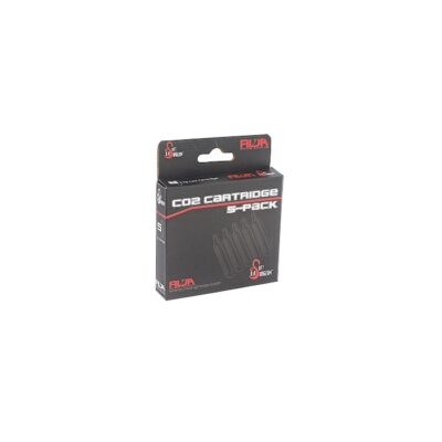 PACK 5 BOMBONAS DE CO2 12g CON SILICONA - AIRSOFT SURGEONS