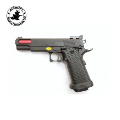HI-CAPA 5.1 CUSTOM RED - GOLDEN EAGLE