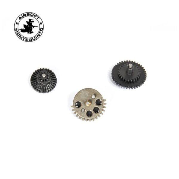 CNC SUPER HIGH SPEED 13:1 STEEL GEAR SET - EVOLUTION