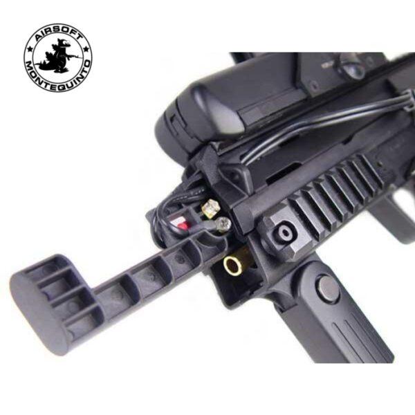 ADAPTADOR BATERÍA EXTERNA PARA MP7 - NINE BALL