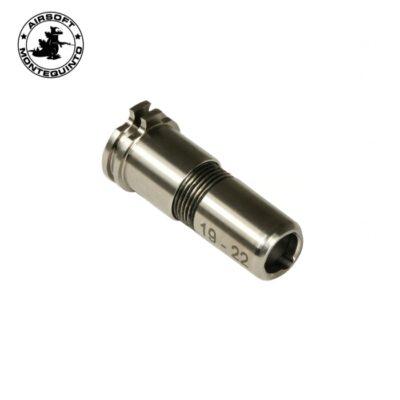 NOZZLE TITANIO CNC REGULABLE 19-22MM - MAXX MODEL