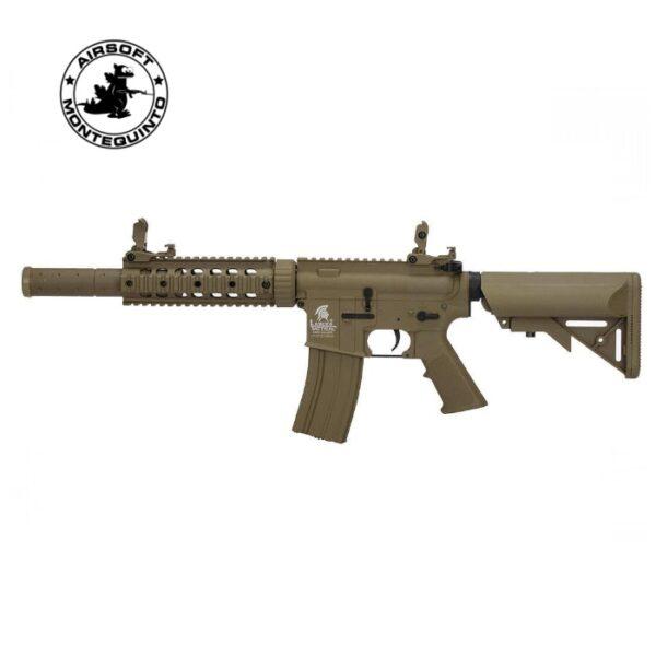 LT-15 GEN2 M4 SD TAN - LANCER TACTICAL